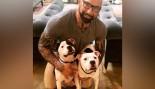 Dave Bautista New Pit Bull Dogs miniatura
