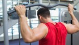 behind neck lat pulldown thumbnail