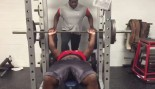 Watch: 15-year-old football recruit bench presses 225 pounds for 31 reps thumbnail