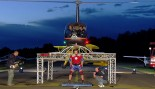 Strongman Lifts A Helicopter On His Shoulder In Guinness World Record Attempt thumbnail