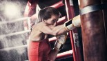 Boxing with Heavy Bag thumbnail