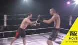 MMA Fighter Fixes Opponent's Dislocated Shoulder Mid-Fight thumbnail