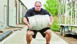 Brian Shaw Lifting A Keg  thumbnail
