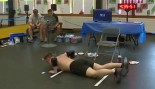Burpee World Record Set by Bryan Abell thumbnail