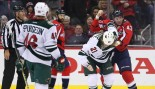 Tom Wilson Capitals Fight With Minnesota Wild  (Tom Wilson In A Different Fight—He Really Likes To Fight) thumbnail