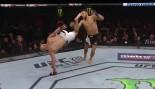 Cartwheel Kick During Vannata Vs. Teymur UFC thumbnail
