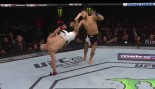 Cartwheel Kick During Vannata Vs. Teymur UFC thumbnail
