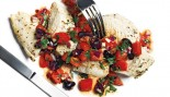 Chicken with Tomato-Olive Relish thumbnail