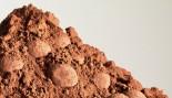 Heap of cocoa powder  thumbnail