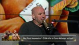Dana White Offers Mayweather and McGregor $25 Million Each thumbnail