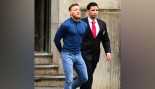 Conor McGregor is Escorted Out of an NYC Precinct thumbnail