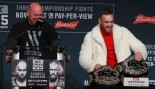 UFC on the Brink of Stripping Conor McGregor of His UFC Belt  thumbnail