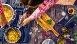 Woman Cooking Dinner thumbnail