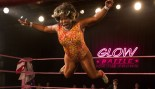 How Real-Life Pro Wrestler Kia Stevens Found Her 'GLOW' thumbnail