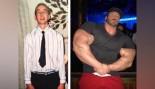 Larger Than Life Craig Golias' Insane 200-Pound Transformation thumbnail