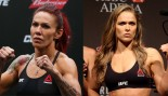 Cris 'Cyborg' Justino: A Ronda Rousey Fight 'Would be Better' in the WWE thumbnail