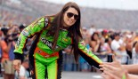 Danica Patrick: The contortionist?  thumbnail