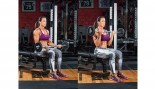 Dany Garcia doing seated barbell curl thumbnail