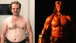 David Harbour's Extreme 'Hellboy' Body Transformation and Workout Routine thumbnail