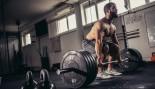 Man Deadlifting in Gym thumbnail