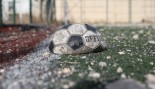 Deflated soccer ball  thumbnail