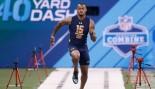 Deshaun Watson runs 40-yard dash.  thumbnail