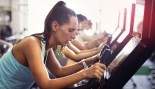 Woman on the Elliptical Tired thumbnail