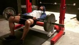 Take A Look At The People's Champ Crush A Few Knee-Banded Glute Raises thumbnail