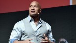 Actor Dwayne Johnson Speaks Onstage At Cinemacon 2017  thumbnail