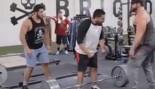 face slap at gym thumbnail
