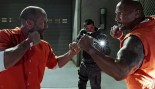 Jason Statham And Dwayne 'The Rock' Johnson Fight During Scene In 'Fate Of The Furious' thumbnail