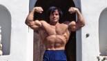 Bodybuilder Franco Columbu Posing  thumbnail
