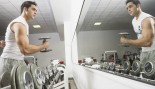 man at dumbbell rack thumbnail