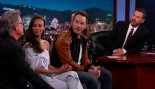 Guardians Of The Galaxy Cast On Jimmy Kimmel Live thumbnail