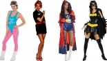 Halloween Costumes for Fit Women thumbnail