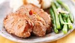 healthy meatloaf recipe thumbnail