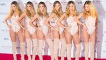 Heidi Klum clones herself for her 17th Annual Halloween Party at Vandal in NYC 2016 thumbnail