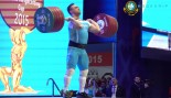 King of Cleans: Kazakh Lifter Sets 2 World Records thumbnail