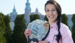 UFC Women's Champ Joanna Jedrzejczyk Interview thumbnail
