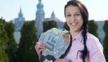 UFC Women's Champ Joanna Jedrzejczyk Interview thumbnail