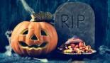 Jack-o-Lantern and Halloween Candy thumbnail