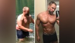 This Dad Lost 92 Pounds in Six Months to Get Healthier for His Family thumbnail