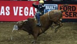 Pro Bull Rider Jess Lockwood Shows Off His Strength with PBR Tour Win thumbnail