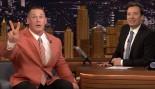 John Cena On The Tonight Show Starring Jimmy Fallon  thumbnail