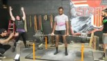 Jon Jones' 545 LB. Deadlift is a Personal Best thumbnail