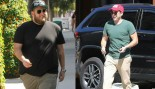 Photos: Jonah Hill flexes muscular biceps, shows off his dramatic weight loss transformation thumbnail