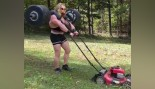 Jujimufu Casually Mowed the Lawn With 500 Pounds on His Shoulders thumbnail