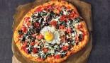 Kale Bacon Pizza thumbnail