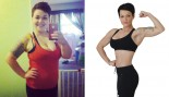 After struggling with her weight, Katie Summers is nearly 100 pounds lighter and 100 times more confident.  thumbnail