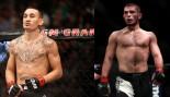 UFC 223 Headliners Khabib Nurmagomedov and Max Holloway thumbnail